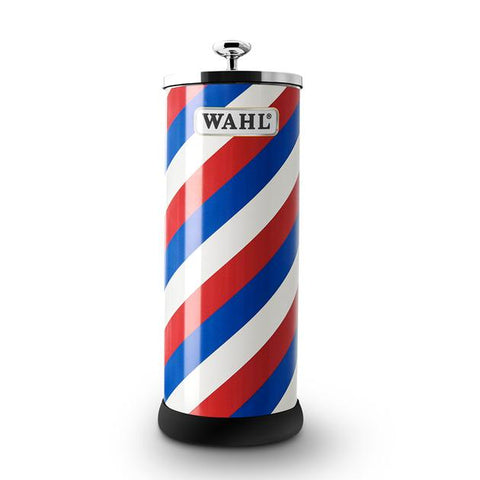 Wahl Barber Pole Disinfectant Jar