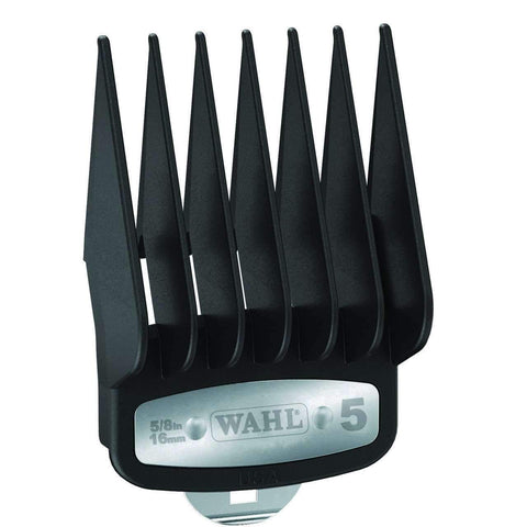 Wahl Premium Clipper Guides Size #5,Salon Supplies To Your Door