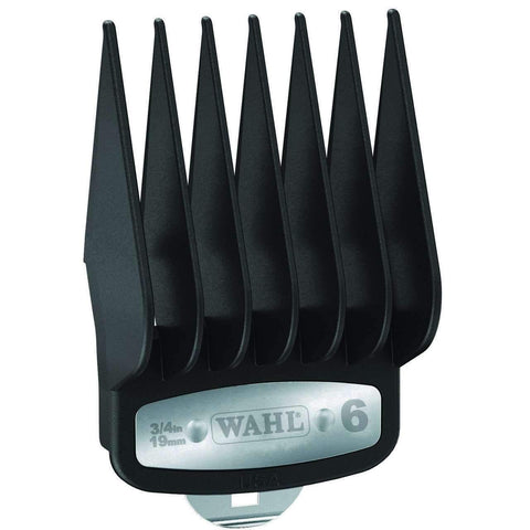 Wahl Premium Clipper Guides Size #6,Salon Supplies To Your Door