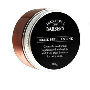 Wahl Traditional Barbers Creme Brilliantine 100gm,Default Title,Salon Supplies To Your Door