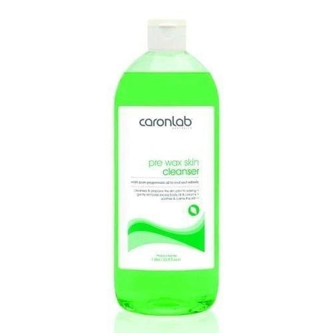Caronlab Pre Wax Skin Cleanser with Mist Spray 1L