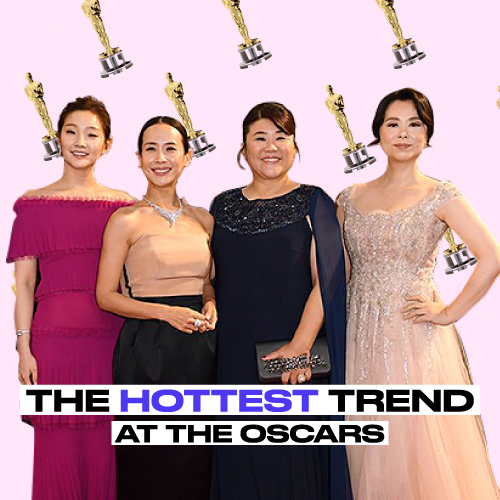 The Hottest Trend at the Oscars