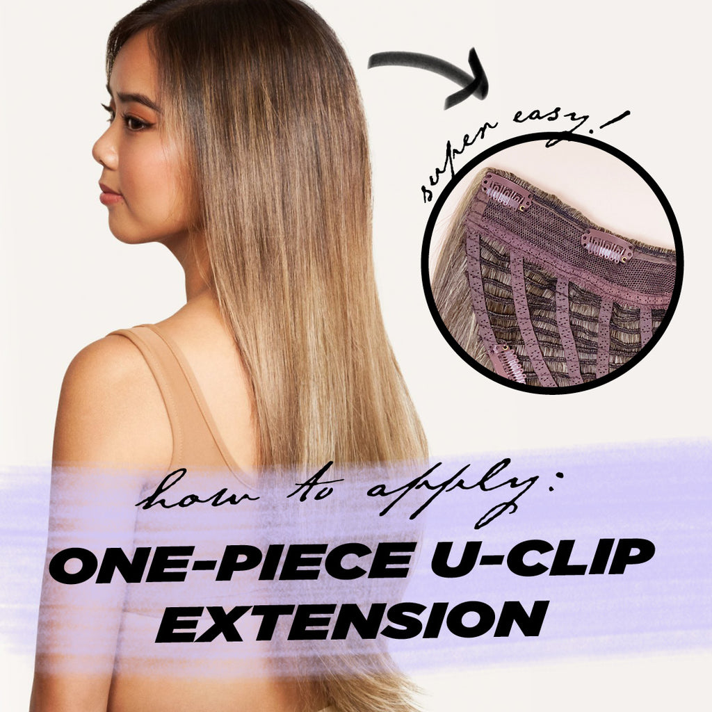 How to Apply One-Piece U-Clip Extension