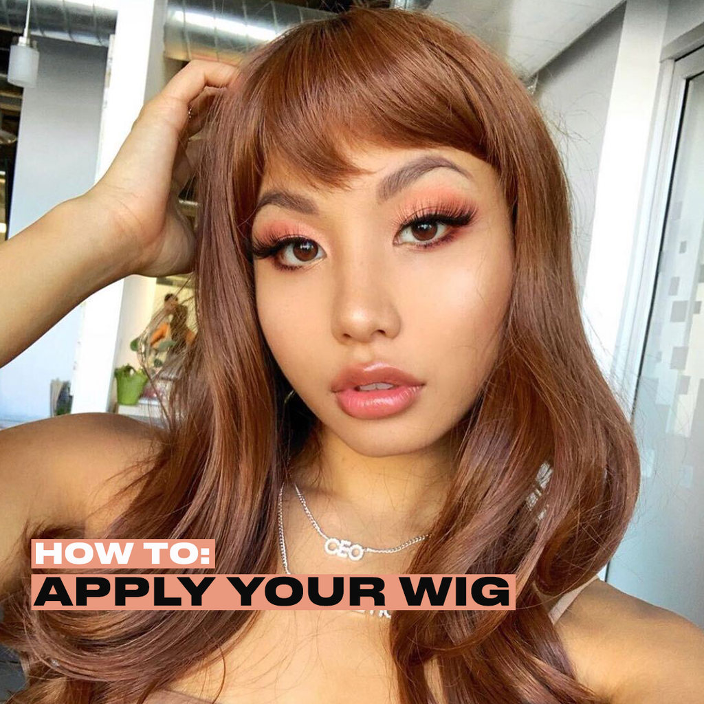 How To: Apply Your Wig