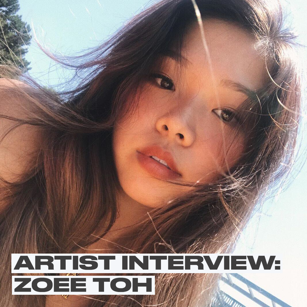Artist Interview: Zoee Toh