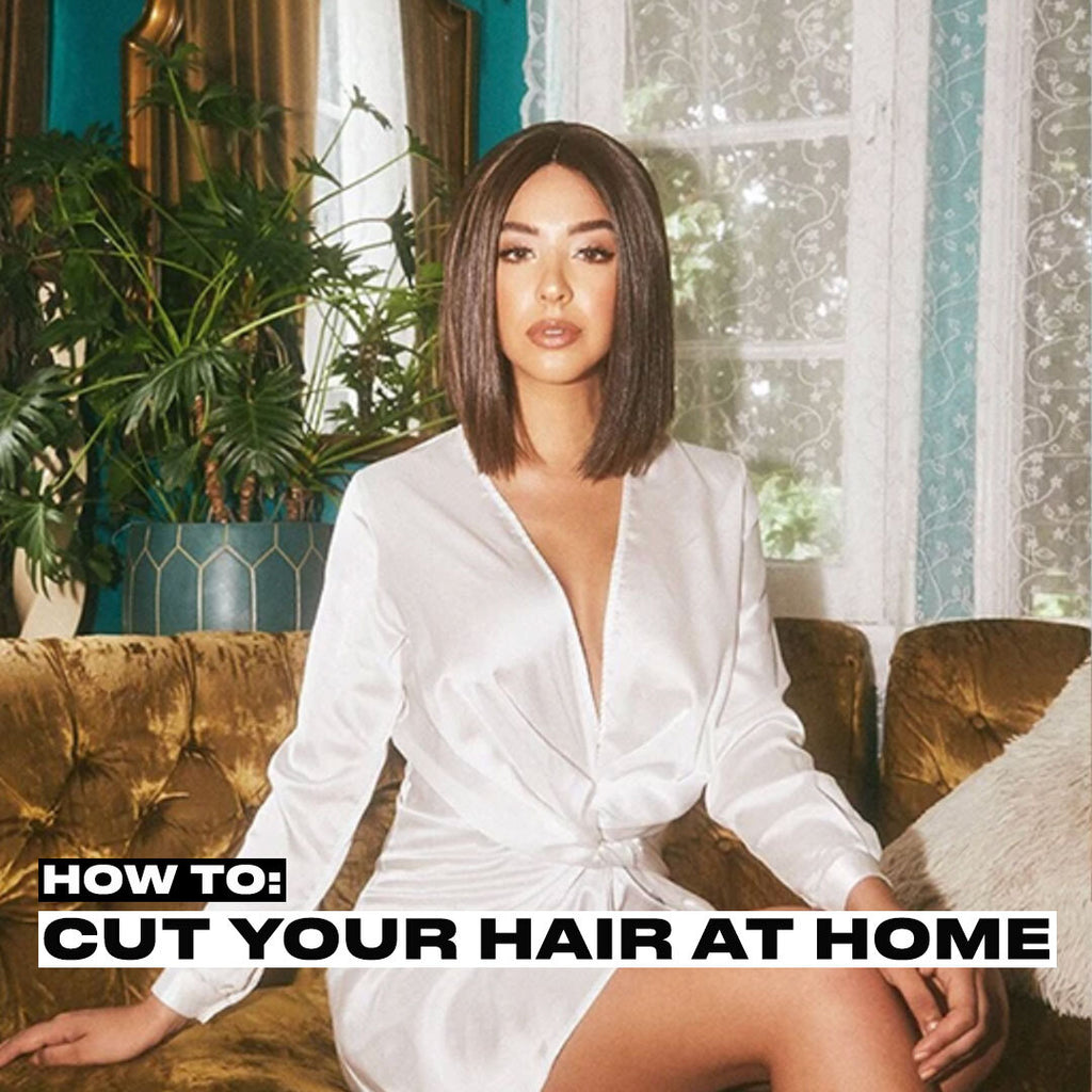 How To Cut Your Hair At Home