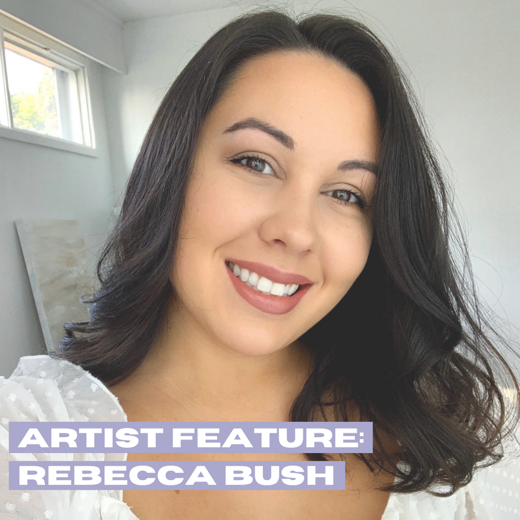 Artist Feature: Rebecca Bush