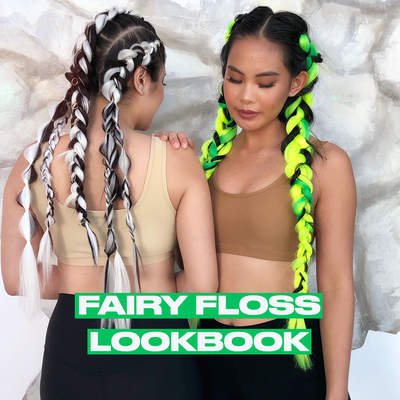 Fairy Floss Lookbook