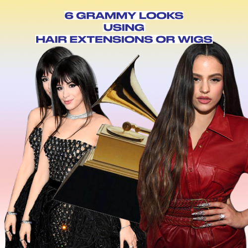 6 Grammy Looks Using Hair Extensions or Wigs