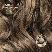 ash blonde color swatch