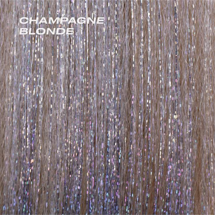 champagne blonde kacey color swatch