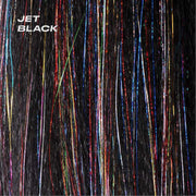 jet black kacey color swatch