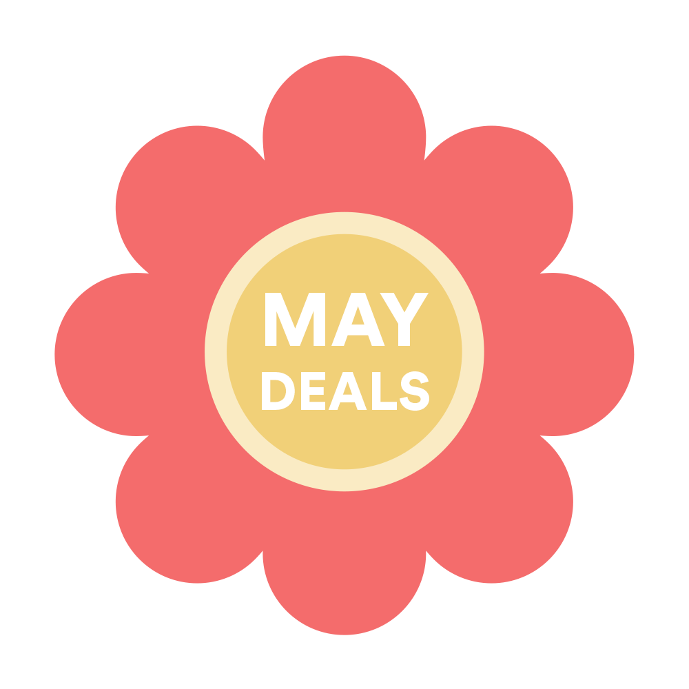 Flower for May Deals