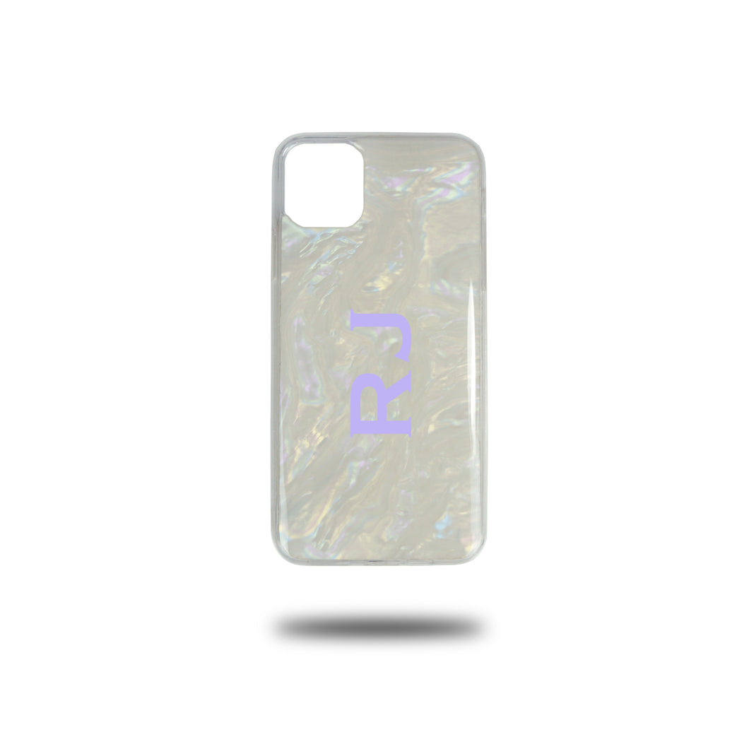 Mother of Pearl Case - iPhone 11