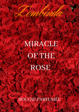 Charger l'image dans la galerie, BOUGIE MIRACLE OF THE ROSE