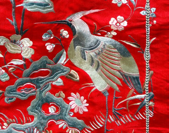 Chinese and Japanese Embroidered Textiles