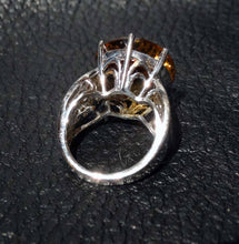 Load image into Gallery viewer, citrine ring