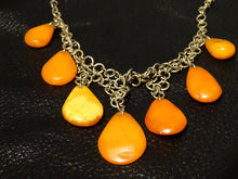 Load image into Gallery viewer, amber necklace
