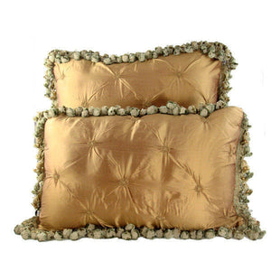 Fortuny pillows