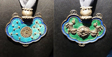 Load image into Gallery viewer, enamel pendant