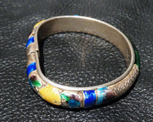 Load image into Gallery viewer, enamel bangle