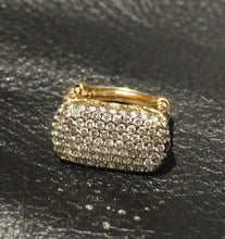 Load image into Gallery viewer, 2.50ct Champagne Diamond Ring, Yellow Gold,  Natural Untreated Diamonds, Wedding, Engagement