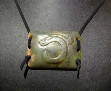 Load image into Gallery viewer, Jade Pendant, Neolithic Nephrite Necklace