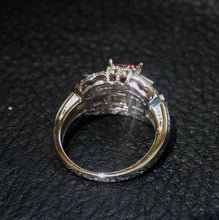 Load image into Gallery viewer, cubic zirconia ring