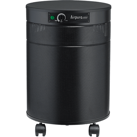 Image of Airpura P600 AIr Purifier with TitanClean Black