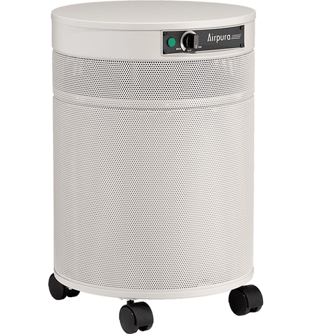 Airpura V600 Air Purifier Cream
