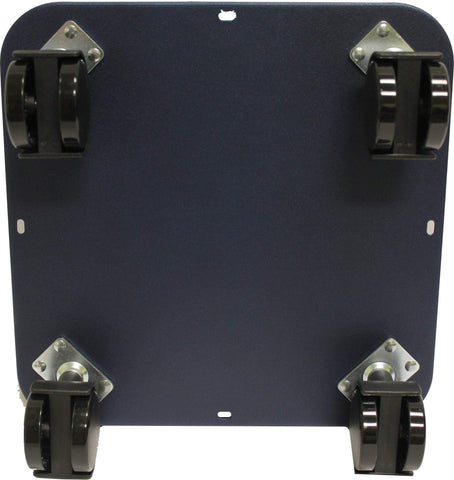 Image of Austin Air Systems Caster Midnight Blue Austin Air jr Series Wheel Caster