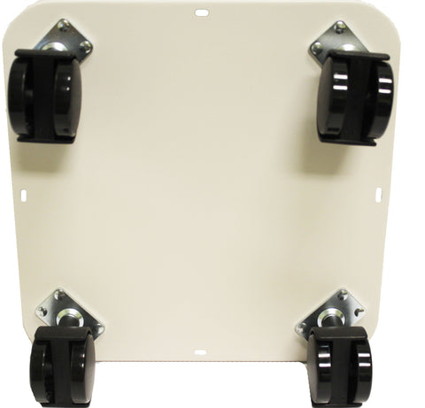 Image of Austin Air Systems Caster White Austin Air jr Series Wheel Caster
