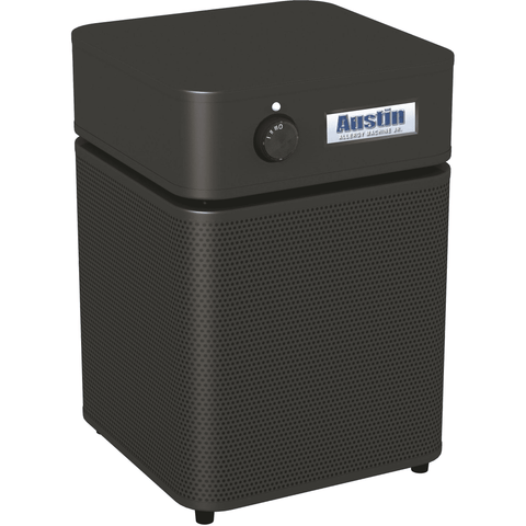 Austin Air Systems New Black Austin Air Allergy Machine Jr Air Purifier