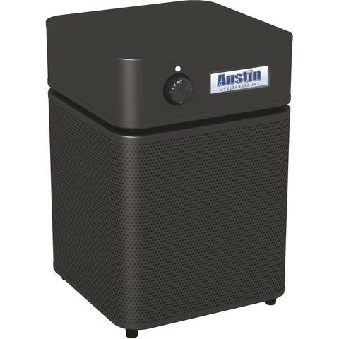 Austin Air Systems New Black Austin Air HealthMate Jr Air Purifier