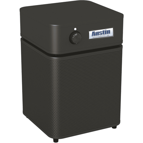 Austin Air Systems New Black Austin Air HealthMate Plus Jr Air Purifier