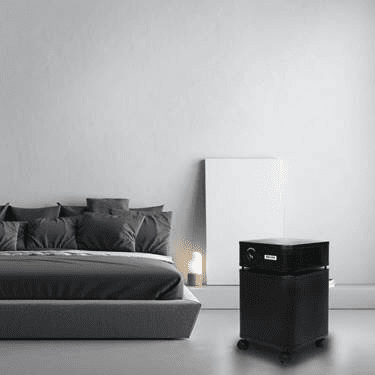 Image of Austin Air Systems New Black Austin Air HealthMate Plus Jr Air Purifier