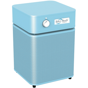 Austin Air Systems Baby's Breath Air Purifier Blue A205G1