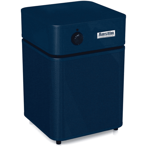 Austin Air Systems New Midnight Blue Austin Air Allergy Machine Jr Air Purifier
