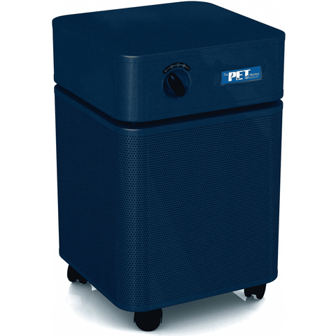 Austin Air Systems B410E1 Midnight Blue Pet Machine Air Purifier