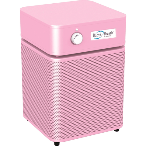 Austin Air Systems Baby's Breath Air Purifier Pink A205H1