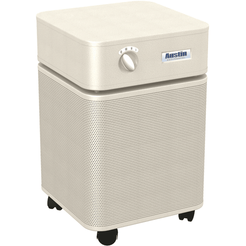 Image of Austin Air Systems New Sandstone Austin Air HealthMate Plus Air Purifier