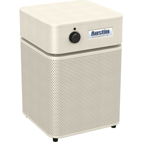 Image of Austin Air Systems New Sandstone Austin Air HealthMate Plus Jr Air Purifier