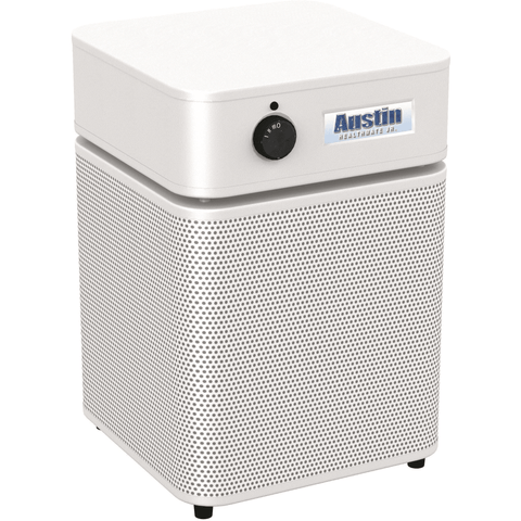 Image of Austin Air Systems New White Austin Air HealthMate Jr Air Purifier
