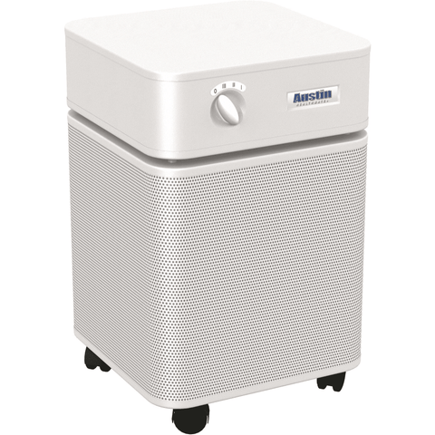 Austin Air Systems New White Austin Air HealthMate Plus Air Purifier
