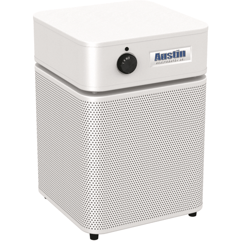 Image of Austin Air Systems New White Austin Air HealthMate Plus Jr Air Purifier
