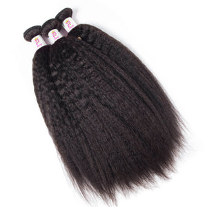 Precise Hair Brazilian Kinky Straight Virgin Human Hair