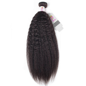 Precise Hair Malaysian Kinky Straight Virgin Human Hair - Precisehairextensions.com