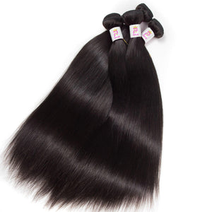 Precise Hair Brazilian Straight Human Hair - Precisehairextensions.com