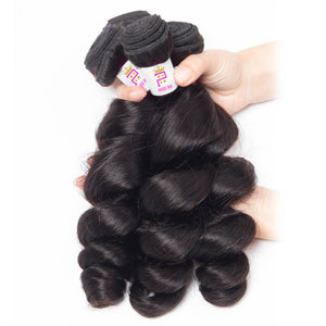 Precise Hair Peruvian Loose Wave - Precisehairextensions.com