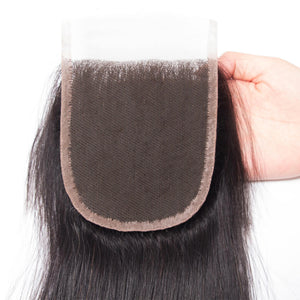 Precise Straight Lace Closure